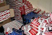 حجز حوالي 8, 1 مليون سيجارة مهربة على الطريق الوطنية اولاد جرار