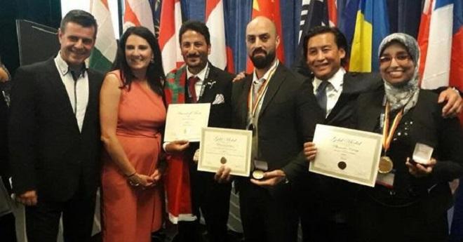 8 جوائز من نصيب المغاربة في المعرض الدولي للاختراعات في الولايات المتحدة