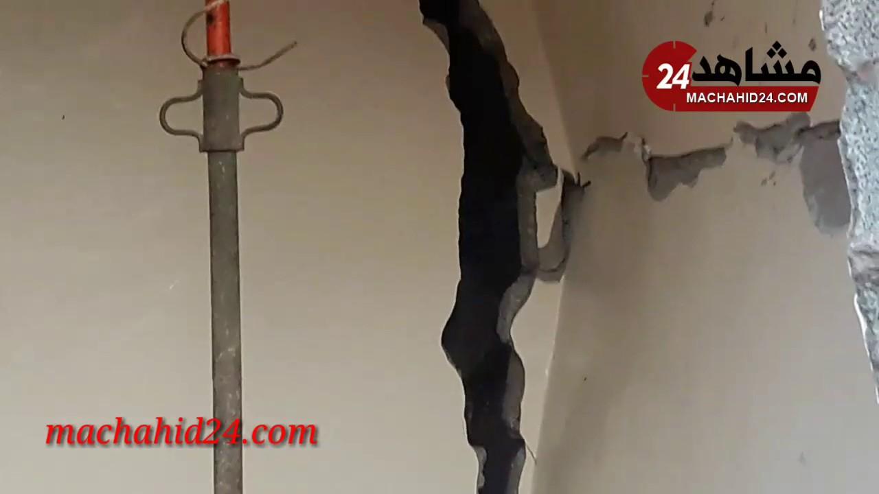 """إصابة 4 أشخاص في انفجار """"بوطة"""" بحي مولاي رشيد بالبيضاء"""