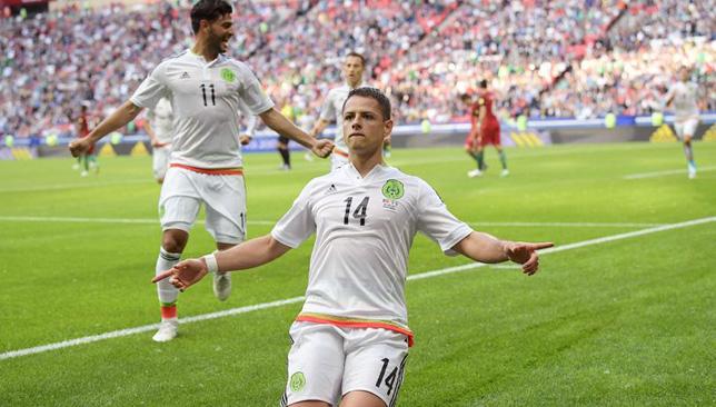 كأس القارات.. البرتغال تتعادل مع المكسيك