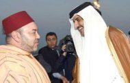 الملك محمد السادس لأمير قطر: سنواصل عملنا المشترك