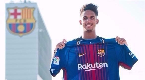 برشلونة يضم موهبة برازيلية جديدة