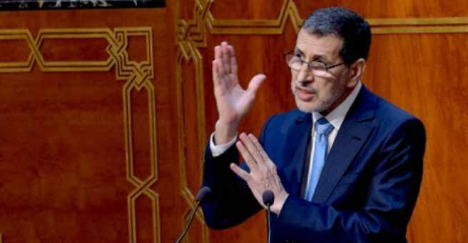 العثماني يحل بمجلس المستشارين لتقديم رده على الأسئلة المتعلقة بالسياسة العامة
