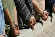 القبض على 13 متهما بجريمة قتل شاب بـ