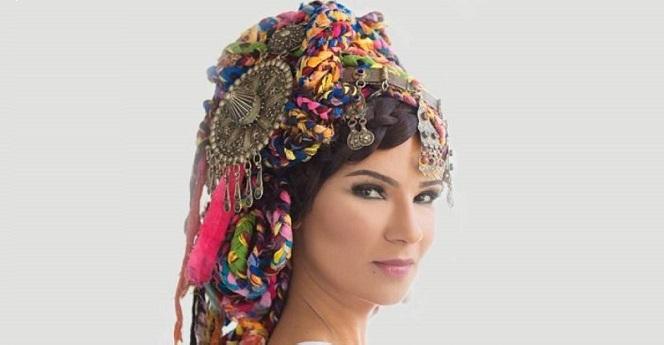 الفنانة المغربية
