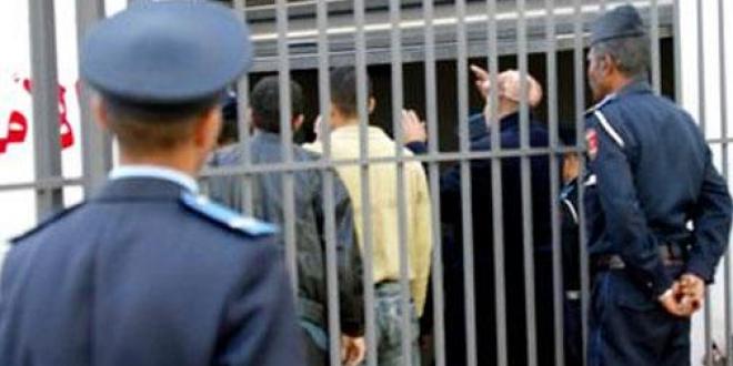 السجن لـ 14 رجل أمن بتهمة الرشوة والمشاركة في تهريب المخدرات