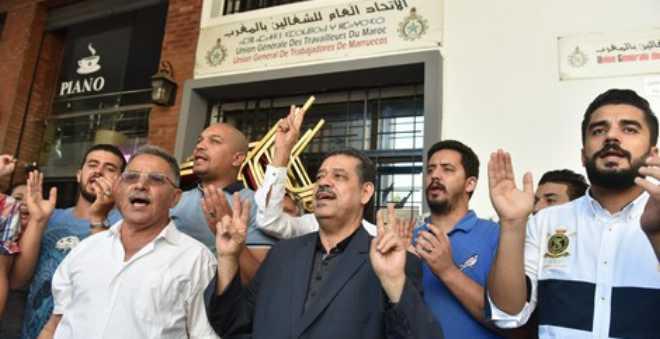 شباط يتهم الداخلية بالتحريض ضده.. ويصرخ: اللهم أهلك الطغاة