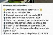 هام.. مخالفات جديدة تنتظر السائقين المغاربة في إسبانيا