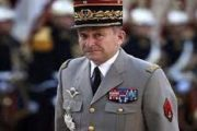 فرنسا: رئيس أركان الجيش يعلن استقالته
