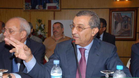 أوزال في طريقة لرئاسة الرجاء البيضاوي