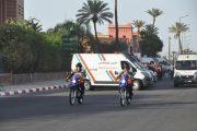 مراكش.. استنفار أمني بعد تعرض حافلة للسجناء لحادثة سير