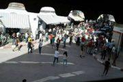 الحسيمة.. الأمن يتدخل لتفريق المتظاهرين تنفيذا لقرار المنع