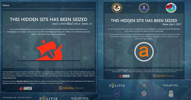 إغلاق أكبر موقع في العالم لبيع المخدرات على الإنترنت
