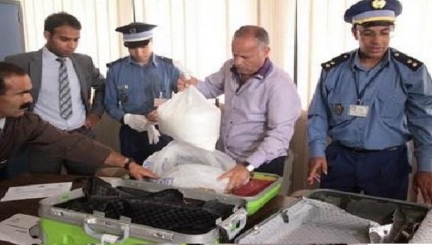 فنزويلي ينقل حوالي 15 كلغ من الكوكايين الخام عبر مطار محمد الخامس الدولي