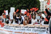 الممرضون يدخلون في إضراب ومسيرة