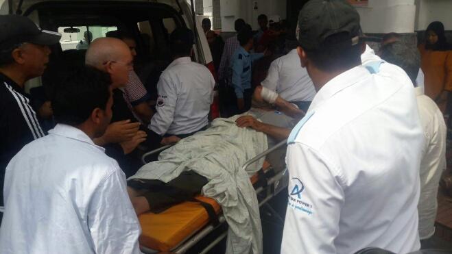عم الطفل الذي بترت يده في حادثة برشيد: الخبر صعقنا وأملنا كبير