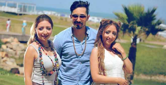 صفاء وهناء يحققان حلمهما في أغنية أمازيغية عالمية