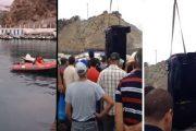 غرق مواطن بعد سقوط سيارته في مياه ميناء الحسيمة