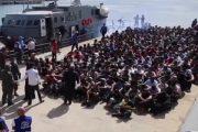 مقتل مهاجرين مغاربة في ليبيا وآخرون محتجزون في ظروف لا إنسانية