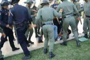 الداخلية: ''تدخل الرباط'' قانوني ومحتجون تظاهروا بالإغماء
