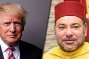 ترامب: أمريكا ترغب في مواصلة العمل مع الملك محمد السادس لأجل مكافحة التطرف