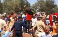 مديونة.. سكان دوار حميمر يحتجون على عدم استفادتهم من بقع أرضية تعوض