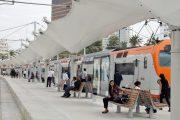 تعليق رحلات القطارات بين محطات الدار البيضاء يوم الأحد المقبل