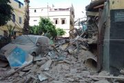 الدار البيضاء..انهيار منزل من ثلاثة طوابق بدرب الكبير