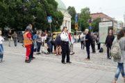 عاجل.. شخص يطعن المارة بتوركو  الفنلندية والشرطة تطلق عليه النار