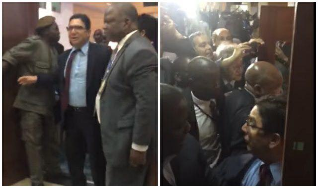 بالفيديو.. الموزمبيق تظهر عداءها تجاه المغرب وتعتدي على بوريطة في مؤتمر دولي!