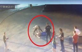 بالفيديو .. مقتل بطل العالم في رفع الأثقال خلال شجار