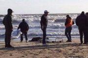 شاطئ أفتاس بتيزنيت يلفظ أطراف مقطعة لجثة امرأة