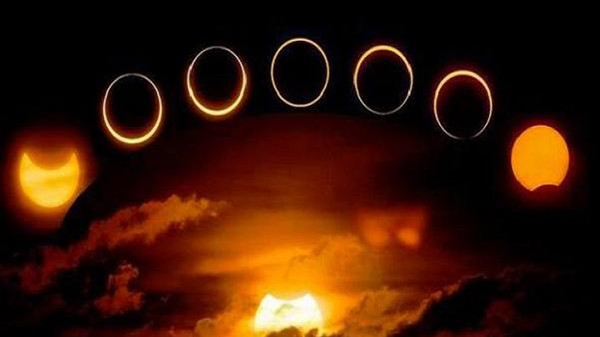 كسوف الشمس لمدة 150 ثانية سيسبب خسائر بـ 700 مليون دولار