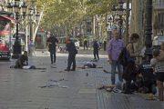 إسبانيا.. عملية دهس بشاحنة في برشلونة تخلف قتلى وجرحى