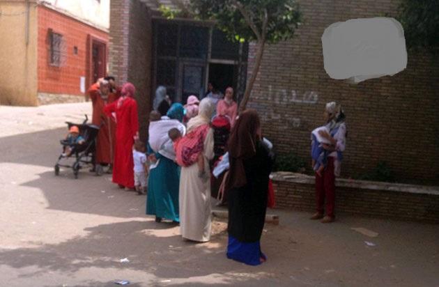 العرائش.. أطفال بدون تلقيح بسبب ذهاب ممرضات مستوصف للحج