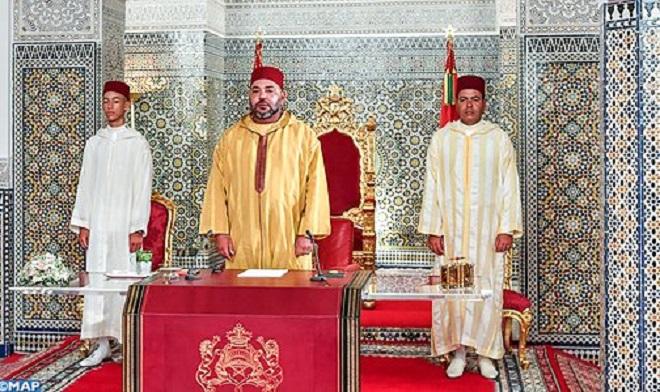 الملك في ذكرى ثورة الملك والشعب: