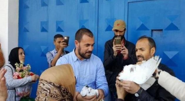 معتقلو الحراك بعكاشة يدعون لعدم تنظيم أي مسيرة في 20 غشت