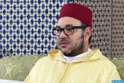 الملك محمد السادس يؤدي صلاة العيد ويتقبل التهاني