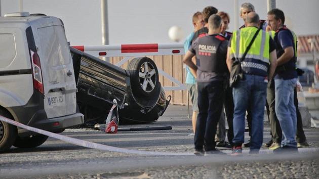 الشرطة الإسبانية تقتل 5 إرهابيين بطاراغونا بينهم مغاربة