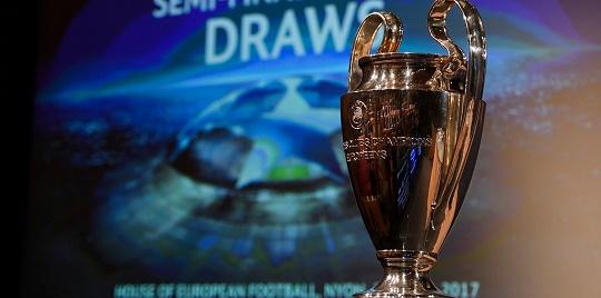ستة محترفين مغاربة في دوري أبطال أوروبا