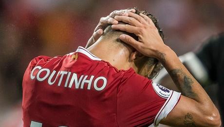 ليفربول يقاوم إغراءات برشلونة للتخلي عن كوتينيو