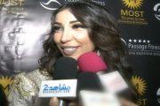 بالفيديو.. دنيا باطما ترقص مع زوجها احتفالا بجديدها الفني