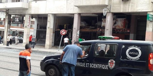 الدارالبيضاء.. انفجار في مصبنة يرسل 5 أشخاص للمستعجلات