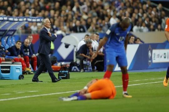 فرنسا تسحق هولندا وتقترب من مونديال روسيا 2018