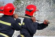 حريق مهول يأتي على محل بالرباط ويخلف خسائر جسيمة