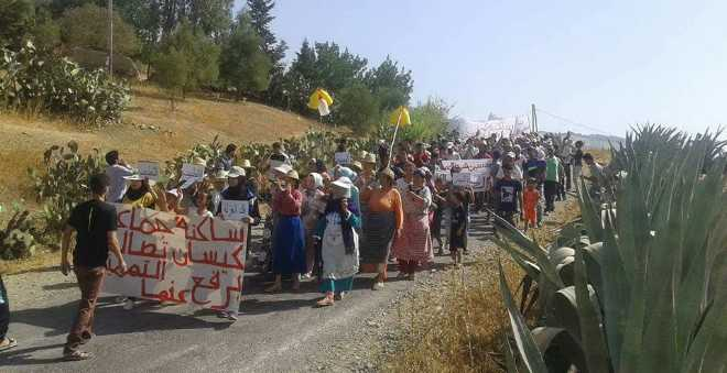بعد الوعود.. سكان كيسان يصرون على كسر الصمت لهذه المطالب