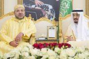 الملك محمد السادس يزور الملك سلمان بمقر إقامته بطنجة