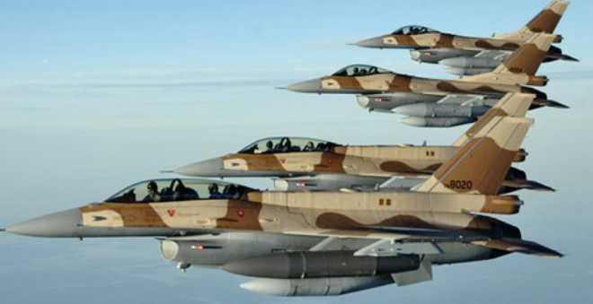 الجيش المغربي يخيف ثلث الاسبان بخصوص سبتة ومليلية