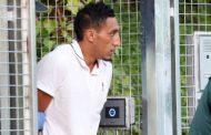 وصول المشتبه بهم الـ 4 في اعتداءي برشلونة إلى محكمة بمدريد (صور)