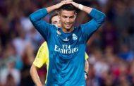 رفض استئناف قرار طرد رونالدو يصطدم الريال